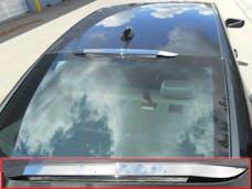 MALIBU 2016-2019 CHEVROLET 4-door (1 piece Stainless Steel   Brake Light Trim) BL56105 QAA