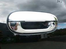 BRAVADA 2002-2009 OLDSMOBILE 4-door, SUV (8 piece Chrome Plated ABS plastic   Door Handle Cover Kit) DH40245 QAA