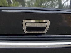 GRAND CHEROKEE 2011-2013 JEEP 4-door, SUV (2 piece Stainless Steel   Tailgate Handle Accent Trim) DH51080 QAA