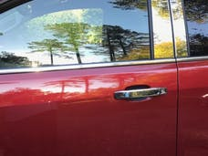 CANYON 2015-2019 GMC 4-door, Extended Cab (4 piece Chrome Plated ABS plastic   Door Handle Cover Kit) DH55150 QAA