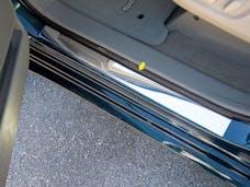 SIENNA 2011-2019 TOYOTA 4-door (2 piece Stainless Steel 2