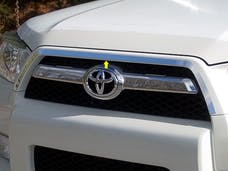 4RUNNER 2010-2013 TOYOTA 4-door, SUV (1 piece Stainless Steel   Front Bumper Trim) FB10177 QAA