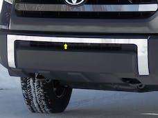 TUNDRA 2014-2019 TOYOTA 2/4-door (1 piece Stainless Steel 2.62