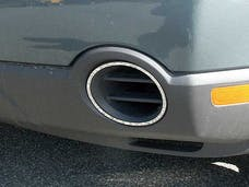 PACIFICA 2004-2008 CHRYSLER 4-door (2 piece Stainless Steel   Front Vent Trim) FV44750 QAA