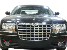 300 2005-2008 CHRYSLER 4-door (4 piece Stainless Steel   Fog Light Trim) FV45760 QAA