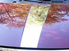 ION 2005-2007 SATURN 4-door (1 piece Stainless Steel 7.82