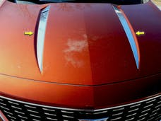 XT4 2019-2019 CADILLAC 4-door, SUV (2 piece Stainless Steel   Hood Accent Trim) HT59210 QAA
