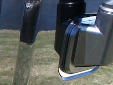 H2 2003-2007 HUMMER SUV (2 piece Stainless Steel Ring set  Mirror Accent Trim) HV43023 QAA