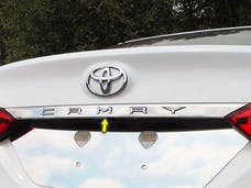 CAMRY 2018-2019 TOYOTA 4-door (1 piece Stainless Steel 1.19