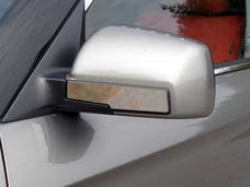 SOUL 2010-2012 KIA 4-door (2 piece Stainless Steel Does NOT include Cut Out for turn signal  Mirror Accent Trim) MA10830 QAA