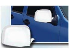 CANYON 2004-2012 GMC 2/4-door (2 piece Chrome Plated ABS plastic   Mirror Cover Set) MC44150 QAA