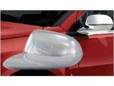 CALIBER 2007-2012 DODGE 4-door (2 piece Chrome Plated ABS plastic   Mirror Cover Set) MC47950 QAA