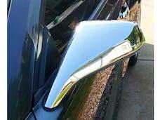 CAMARO 2010-2013 CHEVROLET 2-door (2 piece Chrome Plated ABS plastic Full  Mirror Cover Set) MC50100 QAA