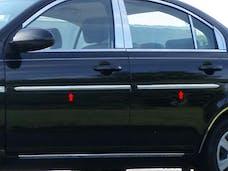 ACCENT 2006-2011 HYUNDAI 4-door (4 piece Stainless Steel 1.25