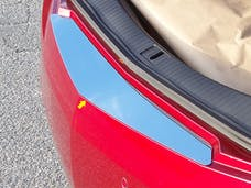 CTS 2014-2019 CADILLAC 4-door (1 piece Stainless Steel   Rear Bumper Trim Accent) RB54250 QAA
