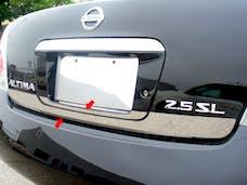 ALTIMA 2002-2006 NISSAN 4-door (2 piece Stainless Steel   Rear Deck Trim, Trunk Lid Accent) RD22550 QAA
