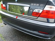 3 SERIES 2001-2005 BMW 2-door, 325Ci coupe (2 piece Stainless Steel 2.5