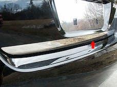 ALTIMA 2007-2012 NISSAN 4-door (1 piece Stainless Steel 1.5