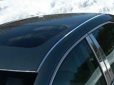 CAMRY 2007-2011 TOYOTA 4-door (2 piece Stainless Steel 0.563
