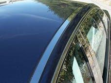 SABLE 2008-2009 MERCURY 4-door (2 piece Stainless Steel   Roof Insert Trim) RI45490 QAA