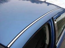 SEBRING 2007-2010 CHRYSLER 4-door (2 piece Stainless Steel   Roof Insert Trim) RI47780 QAA