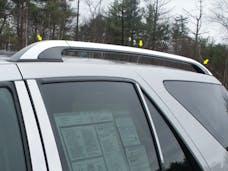 SRX 2004-2007 CADILLAC 4-door, SUV (6 piece Stainless Steel 1