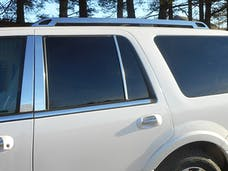 EXPEDITION 2008-2017 FORD 4-door, SUV, NO EL (6 piece Stainless Steel 2.187