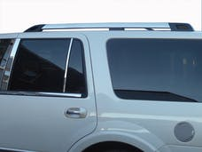 EXPEDITION 2008-2017 FORD 4-door, SUV, NO EL (2 piece Stainless Steel 2.187
