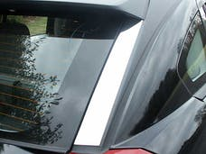 CALIBER 2007-2012 DODGE 4-door (2 piece Stainless Steel   Rear Window Trim) RW47950 QAA
