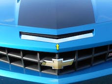 CAMARO 2010-2015 CHEVROLET 2-door, SS Model ONLY (1 piece Stainless Steel   Front Grille Accent Trim) SG50100 QAA