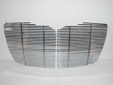 300 2005-2010 CHRYSLER 4-door, Base, C-Model, Limousine and Hearse fitment (1 piece    Billet Grille Overlay) SGB45760 QAA
