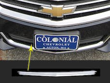 IMPALA 2014-2019 CHEVROLET 4-door, NOT LIMITED (1 piece Chrome Plated ABS plastic Insert  Grill Overlay) SGC54136 QAA