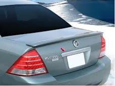 MONTEGO 2005-2007 MERCURY 4-door (1 piece Chrome Plated ABS plastic   Trunk Bar Trim) TB45490 QAA