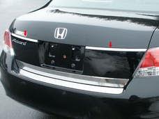 ACCORD 2008-2010 HONDA 4-door (2 piece Stainless Steel   Trunk Hatch Accent Trim) TP28281 QAA