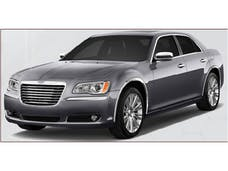 300 2011-2019 CHRYSLER 4-door (4 piece Molded Stainless Steel WILL COVER MARKER LIGHTS Clip on or screw in installation, Lock Tab and screws, hardware included. Wheel Well Fender Trim Molding) WZ51765 QAA