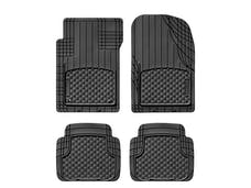 WeatherTech 11AVMSBHD Front and Rear AVM HD, Black
