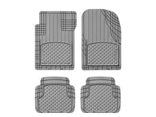 WeatherTech 11AVMOTHSG All Vehicle Front and Rear OTH Mat set, Grey