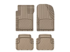 WeatherTech 11AVMOTHST All Vehicle Front and Rear OTH Mat set, Tan