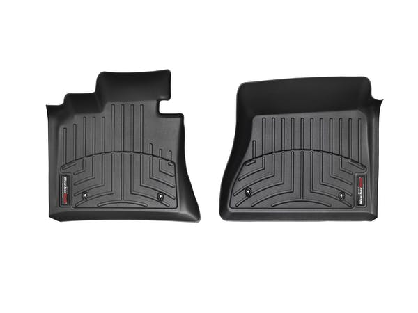 WeatherTech 445731 Front FloorLiner, Black