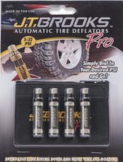 JT Brooks Automatic Tire Deflators - Pro Model