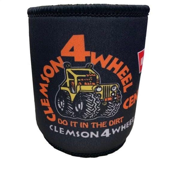 Clemson Koozie Can Cooler