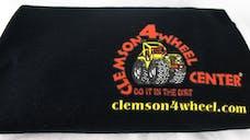 Clemson 4 Wheel Black Shirt - XL