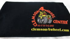 Clemson 4 Wheel Black Shirt - XXL