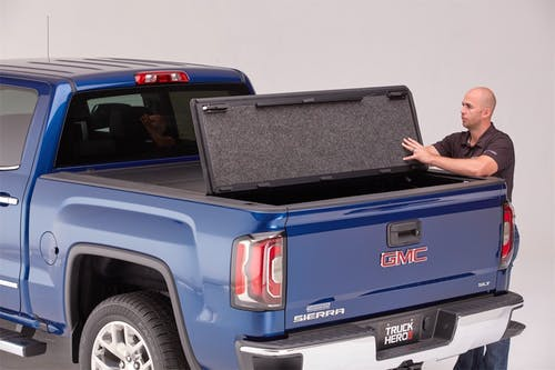 Tonneau Covers - Hard Folding