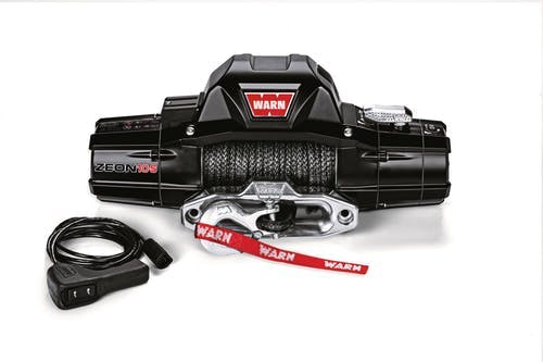 Truck and SUV Winches