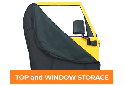 Top Door and Window Storage
