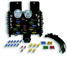 Painless 30001 11-Fuse ATO Fuse Center