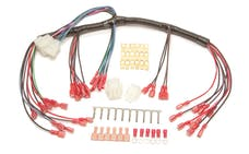Painless 30301 Gauge Wiring Harness/Mechanical Speedometer