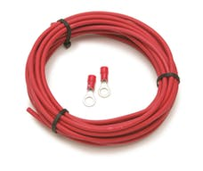 Painless 70690 8 Gauge Red TXL Wire (25 ft.)