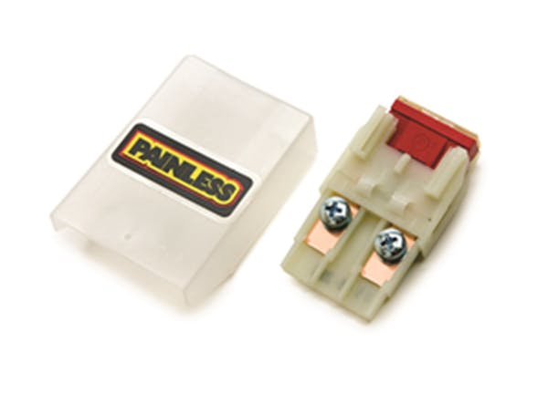 Painless 80101 Maxi Fuse Assembly (includes 70 amp maxi fuse)